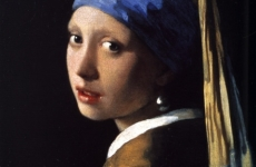 Johannes Vermeer fata cu cercel de perla