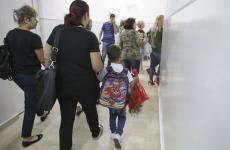 Inquam școală elevi părinți