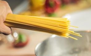 spaghete paste