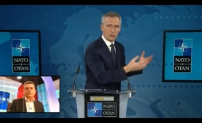 RAdu Tudor NATO
