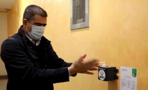 disperser dezinfectant