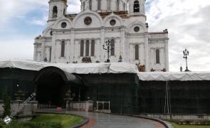 Moscova biserica
