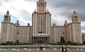Moscova Lomonosov universitate