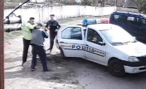 bataie politie ultraj