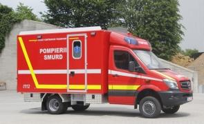 autospeciala SMURD ISU