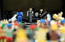 Festival glastonbury lego