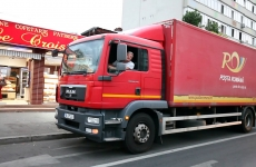 camion posta romana