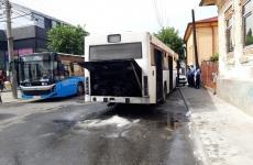 autobuz incendiu craiova