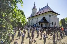 Inquam Catedrala Suceava credincioși slujbă