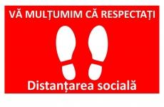 distantare sociala