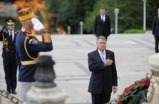 Inquam Klaus Iohannis coroana eroul necunoscut