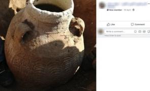 artefact, antichitati