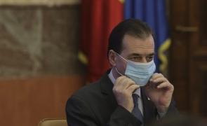 Inquam ședință Ludovic Orban comitet