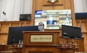 orban parlament orban masca