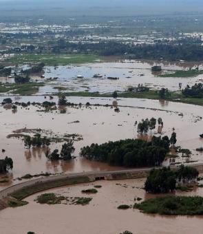 kenya inundații