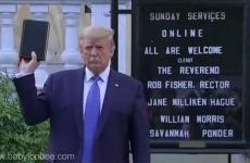 Donald Trump Biblia