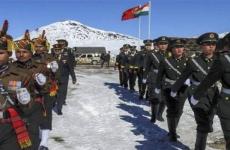 china india militari