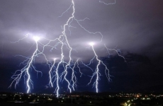 fulgere meteo