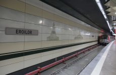 Inquam metrou Eroilor
