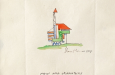 Maison avec Observatoire - Marcel Iancu