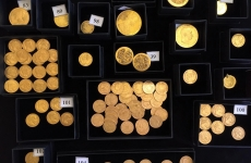 Monede de aur în expoziția Licitației de Aur și Argint