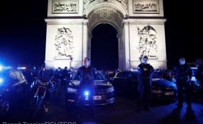 protest politisti