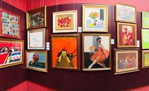 Expoziția Licitației  de Artă Contemporană și Postbelică - Artmark tablou