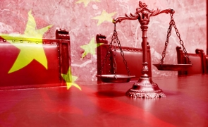 china justice