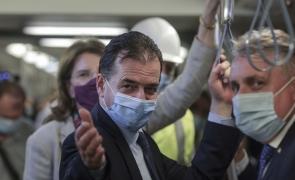 Inquam Ludovic Orban metrou Lucian Bode Orban Bode