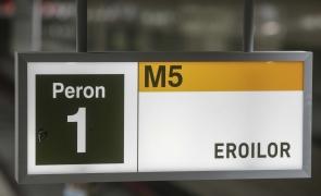 Inquam metrou M5