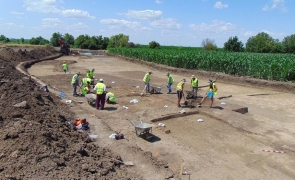 arheologi autostrada centura timisoara