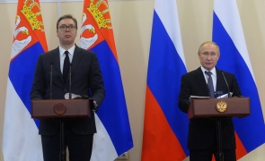 Vladimir Putin Aleksandr Vucic Putin Vucic