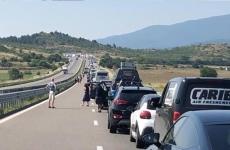 trafic grecia