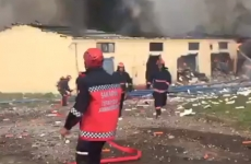 Explozie la o fabrica din Turcia