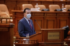 Inquam Ludovic Orban Parlament