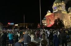 protest serbia