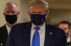 Donald trump masca