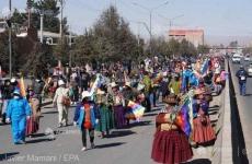 proteste Bolivia