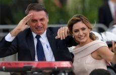 Jair Bolsonaro Michelle