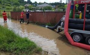 Inundații Botoșani