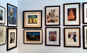 Expoziția Licitației de Grafică a Școlii de la Paris