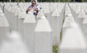 Comemorarea srebrenica
