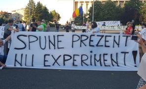 protest carantina