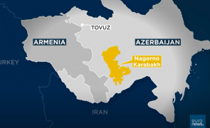Armenia Azerbaidjan Nagorno Karabah