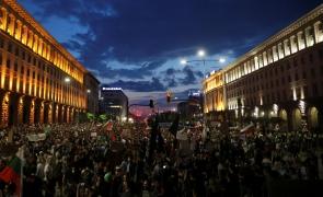 Bulgaria proteste