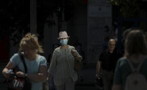 oameni masca