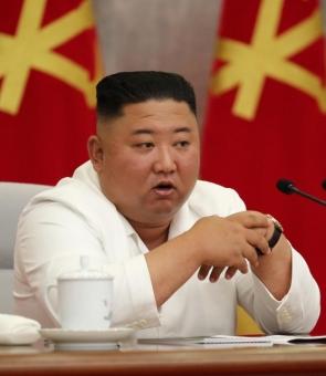 Kim Jong Un Coreea de Nord