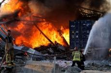 Beirut explozie