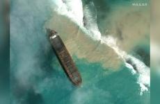 dezastru ecologic mauritius