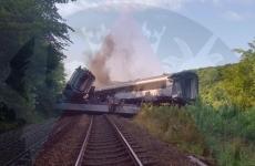 accident tren scoția